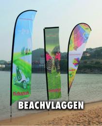 Beachvlaggen