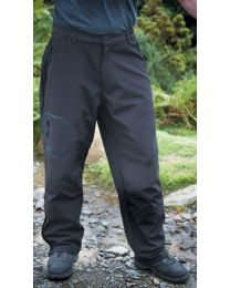 Regenbroek softshell Result Performance Heren