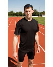 T-Shirts Sport Performance, Spiro Heren