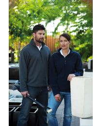 Fleece Trui Regatta Zip Neck Dames