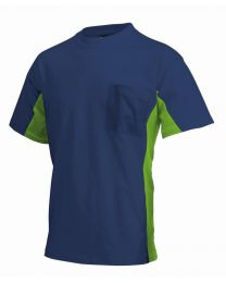 T-shirts Tricorp Bi-color Heren Dames